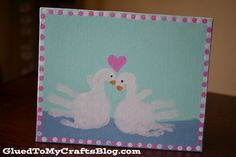 Find the perfect project from these 16 CUTE Valentine's Day Crafts with Kids Hands! These make great keepsakes, gifts, and February wall decorations! Valentine Day Crafts, Valentine Decorations, Hand Print Tree, Fun Crafts, Crafts For Kids, Flamingo Craft, Peacock Crafts, Monkey Crafts, Penguin Craft