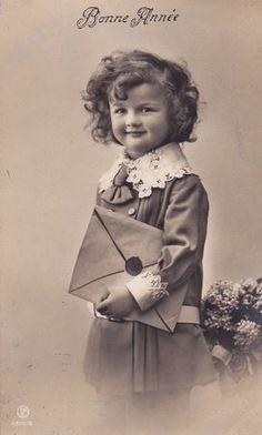 vintage cute girl