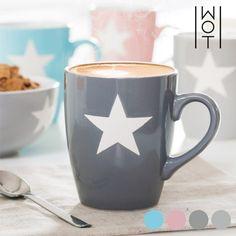 White Star Mug