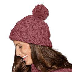 Modell 253/5, Mütze aus Merino-Extrafein von Junghans-Wolle « Accessoires « Damenmodelle « Strickmodelle Junghans-Wolle « Stricken & Häkeln im Junghans-Wolle Creativ-Shop kaufen