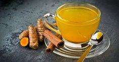 Skyrocket Your Health With Liver Detox Turmeric Tea {Video Tutorial} Liver Detox Drink, Liver Detox Cleanse, Detox Your Liver, Detox Tea, Detox Drinks, Detox Recipes, Tea Recipes, Drink Recipes, Turmeric Tea Benefits