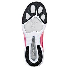 Feline scarpa fitness in D.I.W.O.® con tecnologia ITS 2.0 per una protezione dagli impatti ancora più elevata - stampa degradé - Scarpe - Scarpe - Donna | Freddy