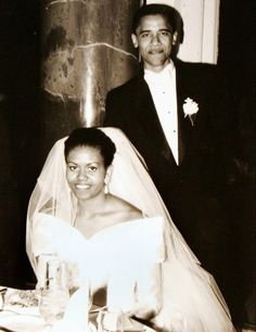 President Barack Obama and First Lady Michelle Obama, 9 COUPLES WHO'VE BEEN TOGETHER FOREVER