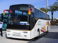 Scania K113 Medel Orozco Tours, Altea