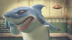 Hungry Shark World - Official Trailer 2016 Animals Images, Official Trailer, Shark, Evolution, Fish, World, Youtube, Fictional Characters, 3d