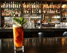 Wet your whistle at Ward Eight, one of Evanston's hottest new watering holes.