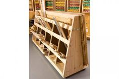 Readers Best Lumber Racks | Page 9 | WOOD Magazine