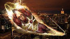 Firestorm Created by John Gallagher