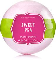 Sweet Pea Bath Fizzy - Signature Collection - Bath & Body Works