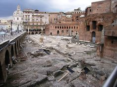 The Forum, Rome, Italy (my photo)