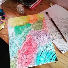 art, color, colorful, colorfull, colors, creative, design, draw,