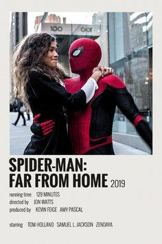 Alternative Minimalist Movie/Show Polaroid Poster Spiderman Far From Home Marvel Movie Posters, Iconic Movie Posters, Minimal Movie Posters, Minimal Poster, Movie Poster Art, Iconic Movies, Film Posters, Poster Wall, Movie Collage