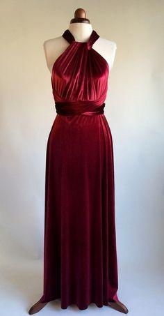 Infinity robe robe de demoiselle d'honneur robe de par Valdenize