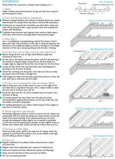 Metal Roof Installation | UNILOK Installation