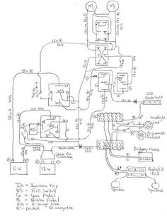 53eb71fff2531e0a1e026979a1faed9a--mustangs Harley Power Wheels Wiring Diagram on