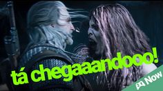 THE WITCHER 3 TÁ CHEGAAANDO! - #DPCNow