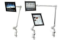 SpiderArm iPad holder would be great for my moms hospital bed but I can't find this. Where can I get this?