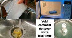 Voici des astuces simples et pratiques pour nettoyer la maison.
