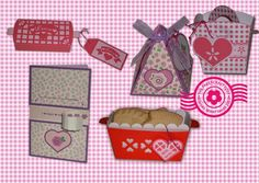 The Papercraft Post: Free Valentine's Printable Papercrafts: Round-up