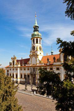 Prague - Loreta