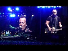Bruce Springsteen - 'Because The Night' - Ullevi Stadium, Gothenburg, 25...