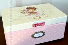wooden box for kids