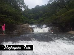 Set in the lush green surroundings of Kozhikode, the beautiful Kozhippara WATER FALLS - The adored of worshipped is an ideal location for trekking and swimming in Kerala. It is one of the best waterfalls, which offer plenty of opportunites to adventure enthusiast, who like to explore this spectacular destination. Tourist Spots, Lush Green, Waterfalls, Kerala, Niagara Falls, Trekking, Swimming, Explore, Adventure