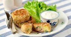Recette de Croquettes de thon aux pommes de terre sans friture. Facile et rapide à réaliser, goûteuse et diététique.