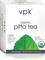 You may also like Organic Cooling Pitta Tea, an ayurvedic tea to help cool down mind, body and emotions.