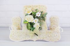 The lovely new Charisma Collection. For more information visit www.tatteredlace.co.uk
