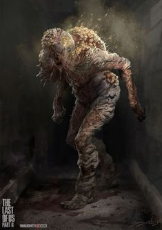 ArtStation - The Last of Us 2 : Infected, Hyoung Nam Zombie Apocalypse Outfit, Apocalypse Art, Fallout Rpg, Punk Genres, The Last Of Us2, Dungeons And Dragons Homebrew, Zombie Art, Creature Design, Best Games