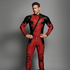 Ryan Reynolds as Deadpool in a kilt! Marvel Dc, Marvel Comics, Dead Pool, Ralph Mcquarrie, Bob Ross, Ryan Reynolds Deadpool, Ryan Deadpool, Deadpool Art, Gq Usa