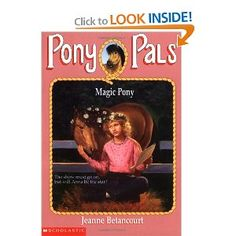 Magic Pony (Pony Pals #35)