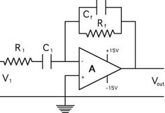 Op ‪#‎AmplifierFilterCircuit‬ is a ‪#‎DC‬ coupled high-gain electronic voltage amplifier with a differential input and, usually, a single-ended output.