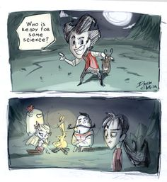 how to change my character in dont starve together