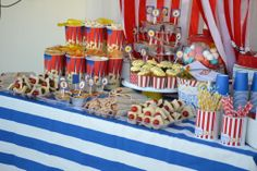 Project Nursery - CIRCUS PARTY