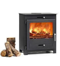 Silverdale 7 DEFRA Exempt Wood Burning Stove