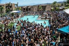 You've attended Star Pass Pool Party