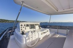 External view Ferretti Yachts - Ferretti 870 #yacht #luxury #ferretti