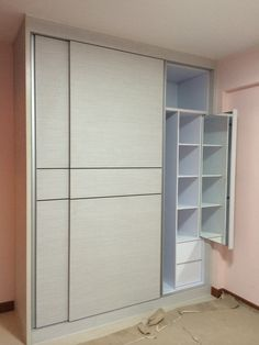 There are many prebuilt #wardrobes available in the market but nothing will come close to custom-made wardrobes. In addition to hundred of colours to choose from, the internal configuration of the wardrobe can be changed to suit all needs and wants.  Let's choose #GoldPinesFurniture to your carpenter.