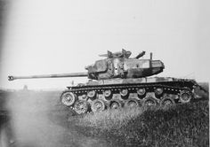 M26 Pershing, Patton Tank, Tank Destroyer, Model Tanks, Military Pictures, Ww2 Tanks, Korean War, Armored Vehicles, Us Army
