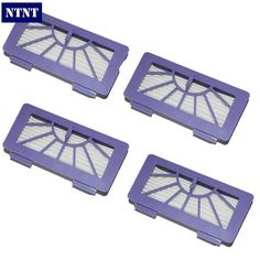 NTNT Free Post New Brand new 4 x Hepa Filter for Neato xv-11 xv-12 xv-14 xv-15 xv-21 #Affiliate