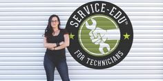 """Shop Owner and Co-Host of """"All Girls Garage"""" to Keynote Automotive Training Event - Engine Builder Magazine Training Programs, Keynote, Phoenix, Engineering, Garage, Product Launch, Magazine, News, Day"""