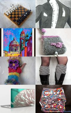 Thursday Favorites! by Yvonne on Etsy--Pinned with TreasuryPin.com