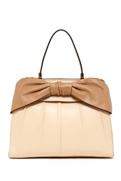 Valentino Bow Flap Handbag @Pascale Lemay Lemay De Groof