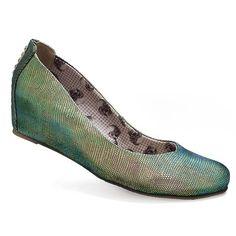 Sapatilha Anabela Micuha 4273 4273 - Holografica - Sapatos Femininos, Sandálias, Peep Toes, Calçados em Numeração Especial - Sapato Show