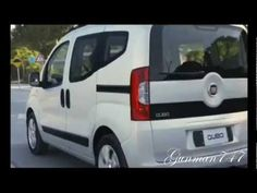 Fiat Qubo Test - YouTube