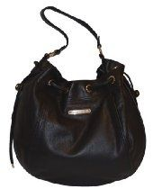 Juicy Couture black hobo- love this bag too, but didn't hold up to well.