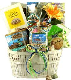 Gift Basket Village Seaside Snacks Su... $60.00