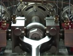 Engine room of Unterwalden - CLICK ON THE PICTURE TO WATCH THE VIDEO Steamer, Watch Video, Video Clip, Paddle, Ds, Engineering, Ship, Room, Pictures